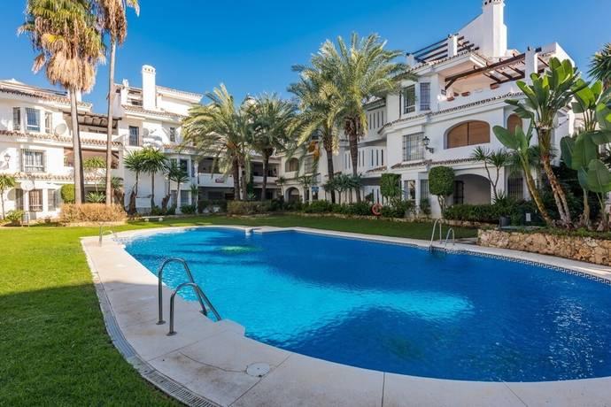 Bild: 3 rum bostadsrätt på Lägenhet med närhet till populära golfbanor!, Spanien Marbella- Nueva Andalucia