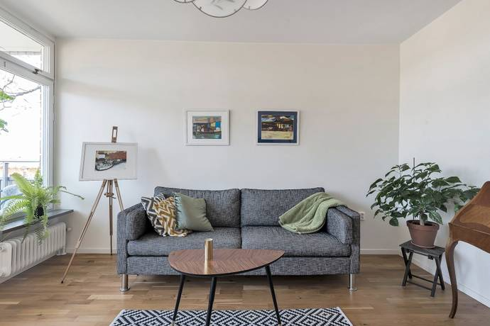 Bild: 2 rum bostadsrätt på Ugglebacken 3, Danderyds kommun Sätra Äng