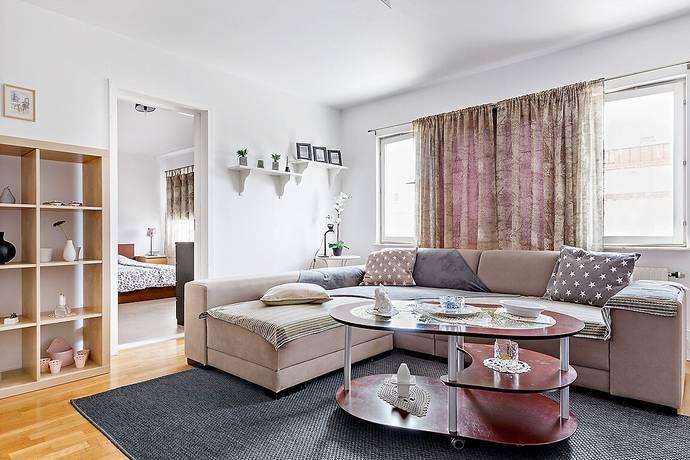 Bild: 2 rum bostadsrätt på Hallonbergsplan 6, Sundbybergs kommun Hallonbergen
