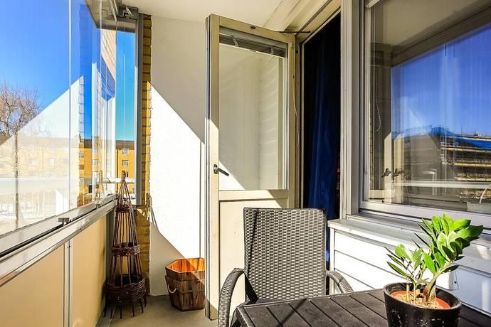Bild: 3 rum bostadsrätt på Barometergatan 19, Göteborgs kommun Länsmansgården