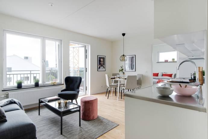 Bild: 2 rum bostadsrätt på Hjulstavägen 88, Stockholms kommun Spånga - Rinkeby