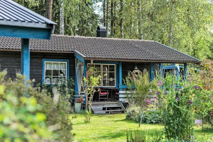Bild: 3 rum fritidshus på Ängbyvägen 20, Norrtälje kommun Hammarskogen