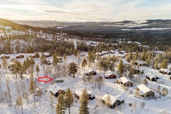 Bild: tomt på Förarvägen  5, Malung-Sälens kommun Kläppen