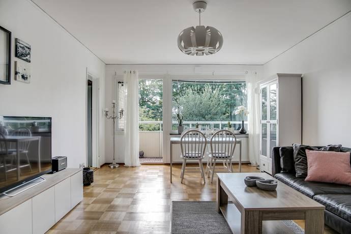 Bild: 4 rum bostadsrätt på Kastanjegatan 25C, Lunds kommun Nilstorp