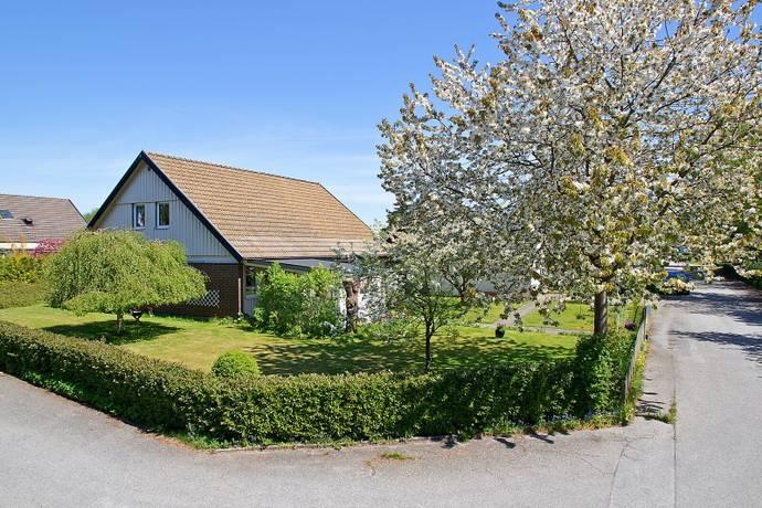 Bild: 7 rum villa på Lokvägen 6, Skurups kommun Skivarp