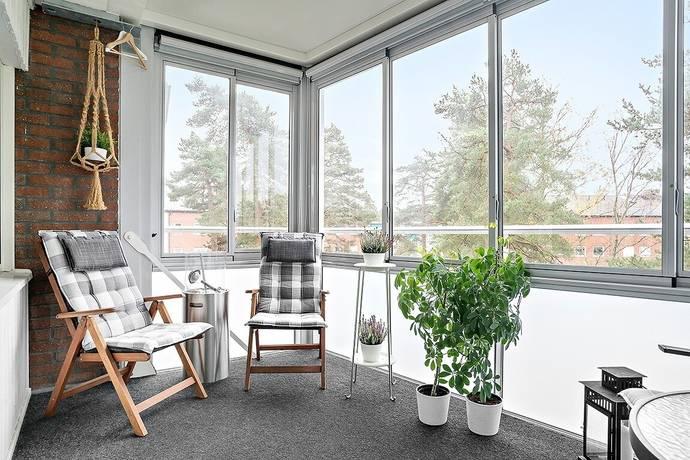 Bild: 3 rum bostadsrätt på Hjortmossegatan 128, Trollhättans kommun Hjortmossen