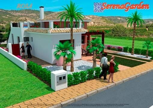 Bild: 3 rum villa på Villa i Los Alcázares, Alicante, Spanien Los Alcázares