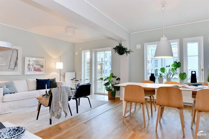 Bild: 5 rum bostadsrätt på Viktor Dahléns väg 223D, Örebro kommun Mosås