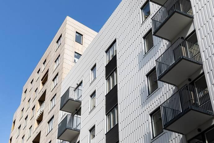 Bild: 2 rum bostadsrätt på Nina Einhorns Gata 4, Stockholms kommun Hagastaden