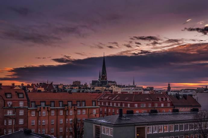Bild: 6 rum bostadsrätt på Karlavägen 7, Stockholms kommun Östermalm