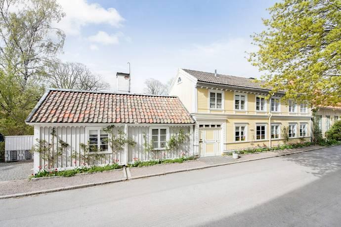 Bild: 4 rum villa på Slottsträdgårdsgatan 3, Gävle kommun Centralt