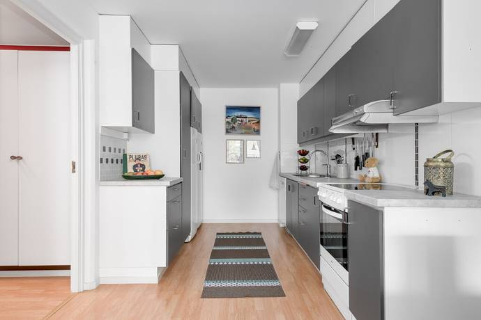 Bild: 3 rum bostadsrätt på Plankgatan 14, Norrköpings kommun Centralt/Nordantill