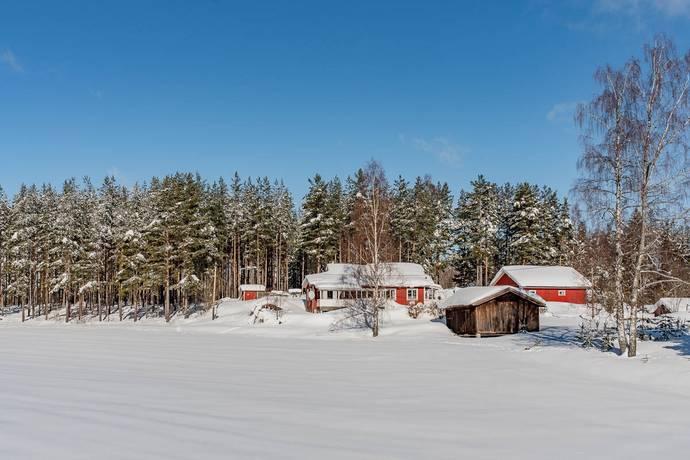 Bild: 5 rum villa på Svartsbovägen 5, Ockelbo kommun Mo