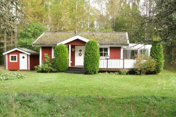 Bild: 4 rum fritidshus på Sandvik Lyckesvängen 4, Tingsryds kommun Sandvik