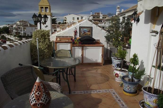 Bild: 3 rum bostadsrätt på TH5583-SSC, Spanien Mijas Costa