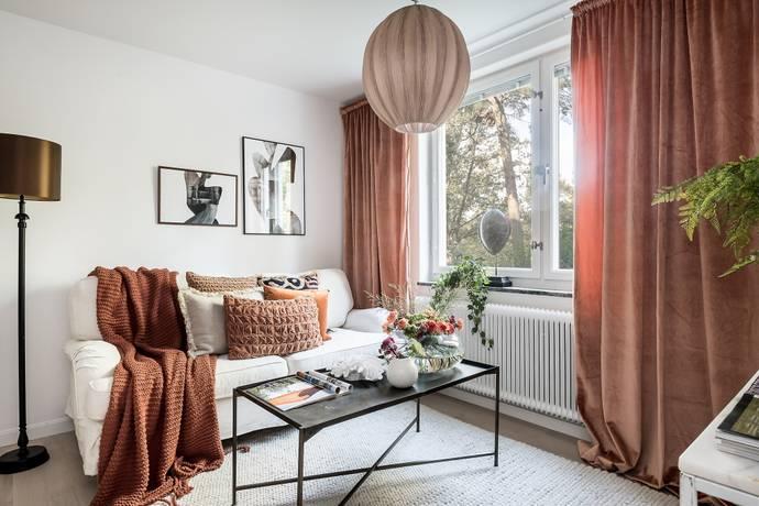 Bild: 2 rum bostadsrätt på Kryssargränd 11, Täby kommun Näsby Park