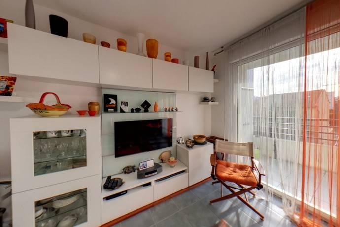 Bild: 2 rum bostadsrätt på Juan-les-Pins, Frankrike Franska Rivieran