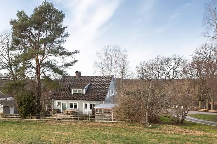 Bild: 6 rum villa på Påskbergsvägen  11, Varbergs kommun Kungsäter