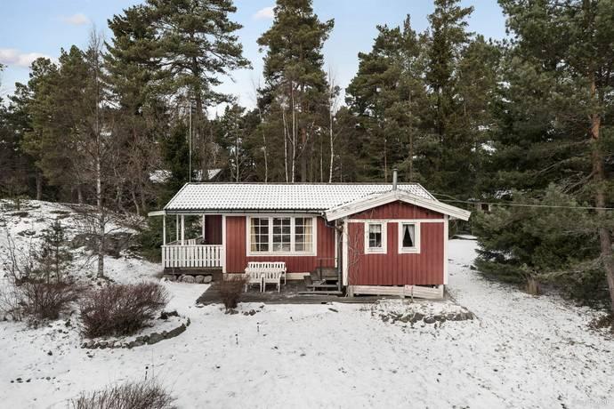 Bild: 3 rum fritidshus på Grindbyvägen 12, Norrtälje kommun Grovstanäs