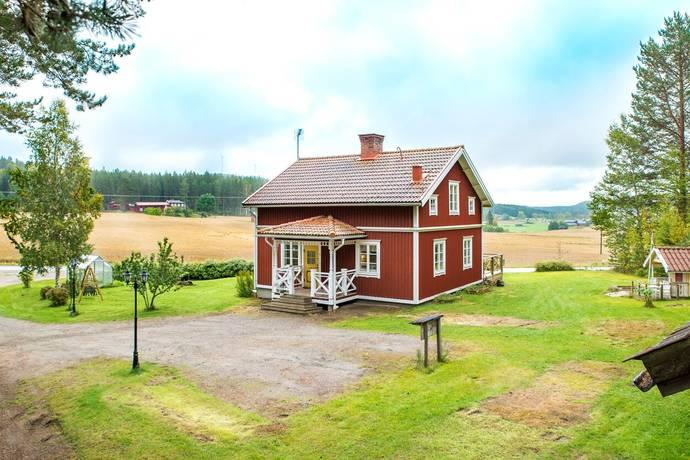 Bild: 3 rum villa på Forneby 5741, Bollnäs kommun Flästa