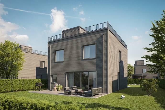 Bild: 7 rum villa på Växthusgränd/hus 37, Nyköpings kommun Marieberg