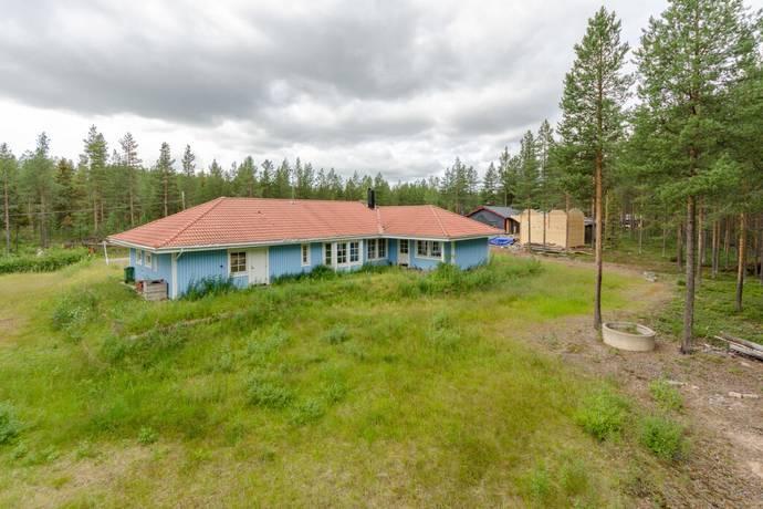 Bild: 5 rum villa på Nedrevägen 66, Pajala kommun Kainulasjärvi