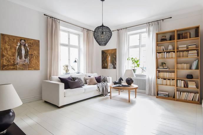 Bild: 2 rum bostadsrätt på Frejgatan 5, Stockholms kommun Vasastan/Östermalm