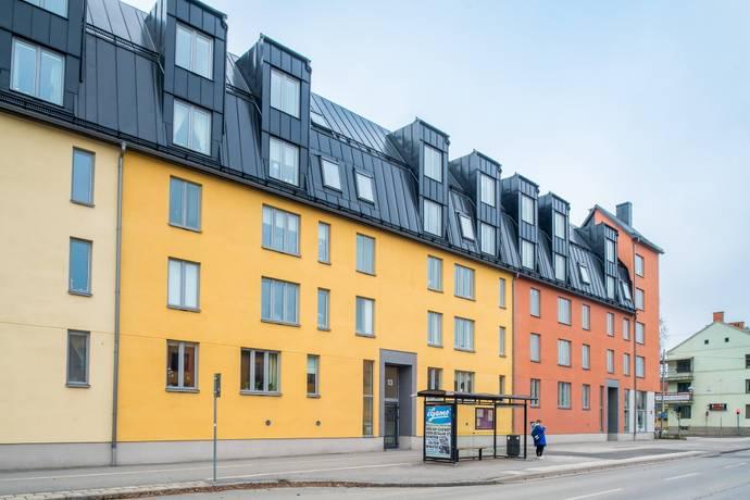 Bild: 2 rum bostadsrätt på Hertig Karls Allé 13, Örebro kommun Vasastan