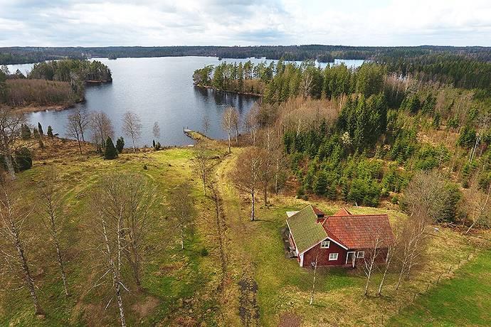 Bild: 6 rum villa på Fåglanäs 310, Hylte kommun Jälluntofta Unnaryd Halland