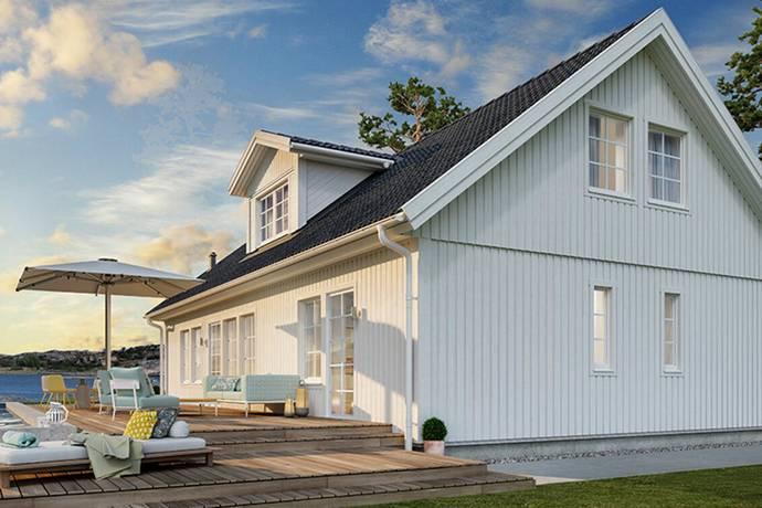 Bild: 4 rum villa på Skansvägen 7, Huddinge kommun