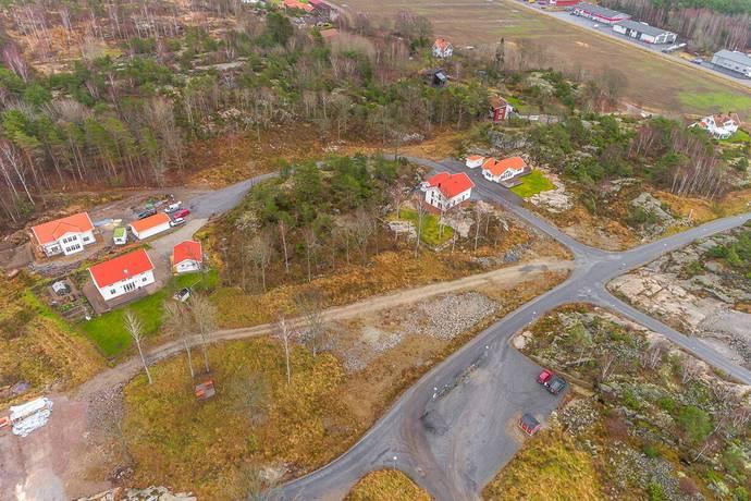 Bild: tomt på 5 tomter på Västra Hällorna, Tanums kommun Grebbestad