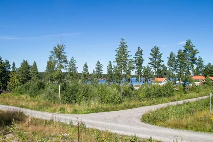 Bild: tomt på Gamla Gåsholmavägen 6, Gävle kommun Axmar