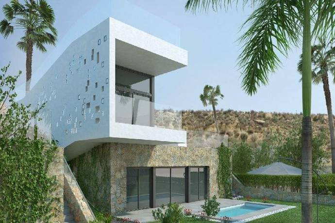 Bild: 4 rum villa på Villa i La Finca Golf, Alicante, Spanien La Finca Golf