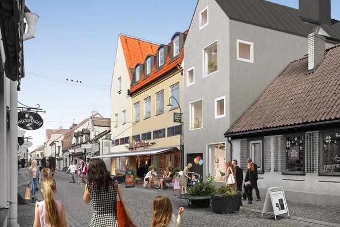 Bild: bostadsrätt på Berggränd 14, Gotlands kommun Visby Innerstad