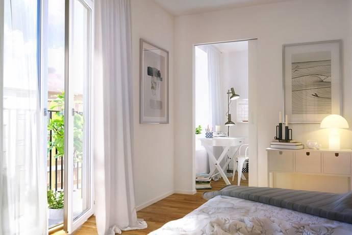 Bild: 2 rum bostadsrätt på Nynäsvägen, Haninge kommun