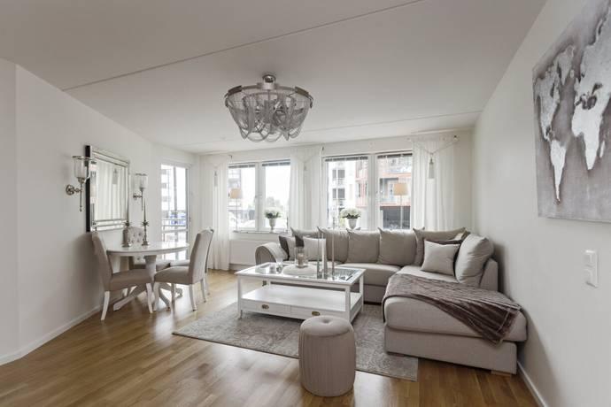 Bild: 2 rum bostadsrätt på Peppargatan 23, Örebro kommun Sörbyängen