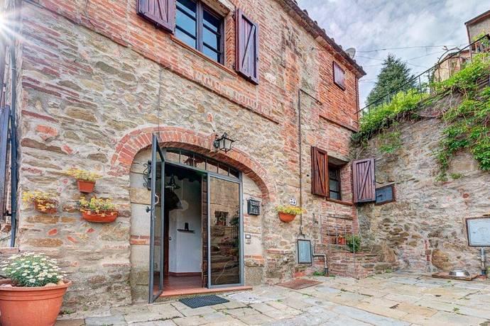 Bild: 5 rum villa på Casa Lauretania – Sinalunga, Toscana, Italien Toscana