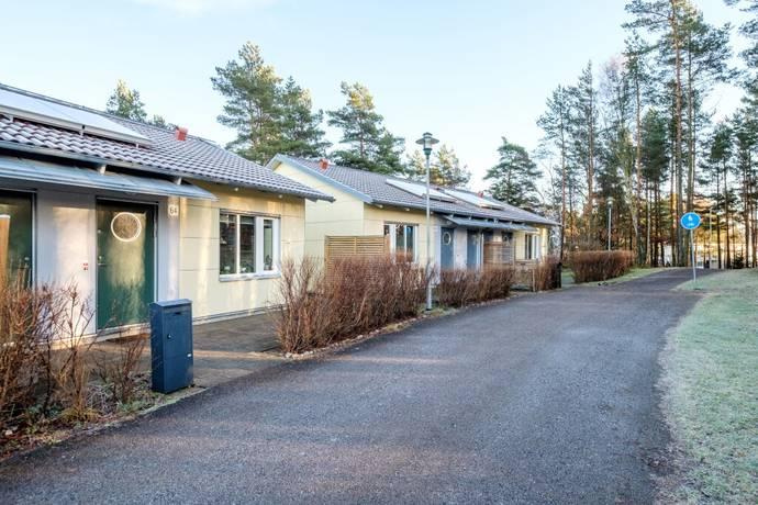 Bild: 3 rum radhus på Hytterkullen 64, Partille kommun