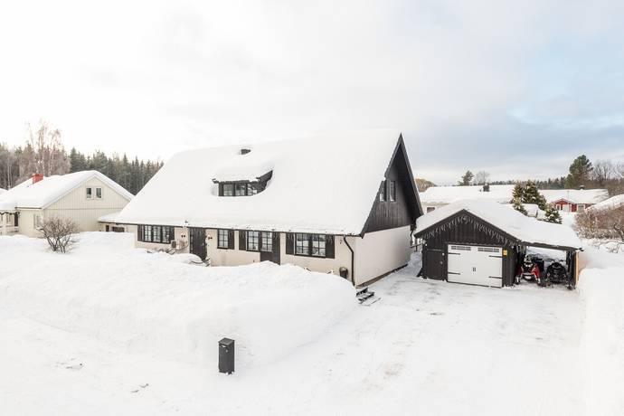 Bild: 6 rum villa på Spövägen 7, Timrå kommun Sörberge
