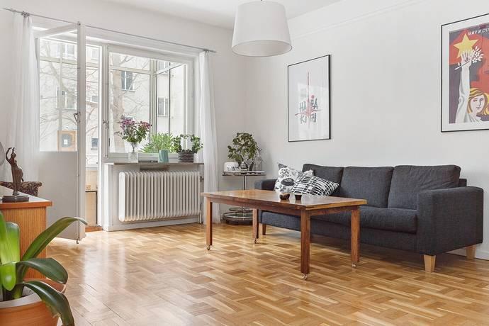 Bild: 2 rum bostadsrätt på Borensvägen 35, 1tr, Stockholms kommun Årsta