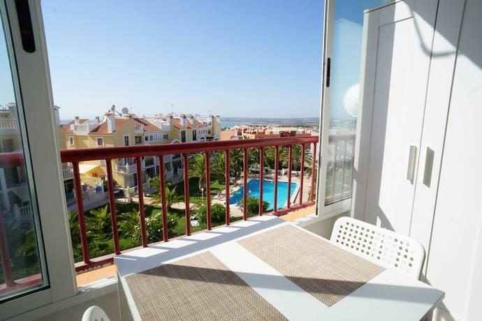 Bild: 1 rum bostadsrätt på Pool / Nyrenoverad, Spanien Klipp: Studio vid La Mata