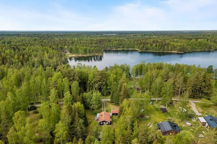 Bild: 3 rum fritidshus på Rådjursvägen 10, Finspångs kommun