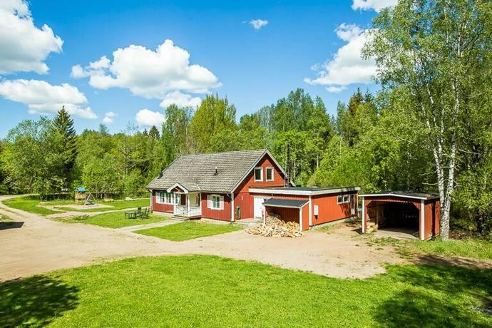 Bild: 9 rum gård/skog på Myrhult Bromossen 4, Töreboda kommun Töreboda landsbygd