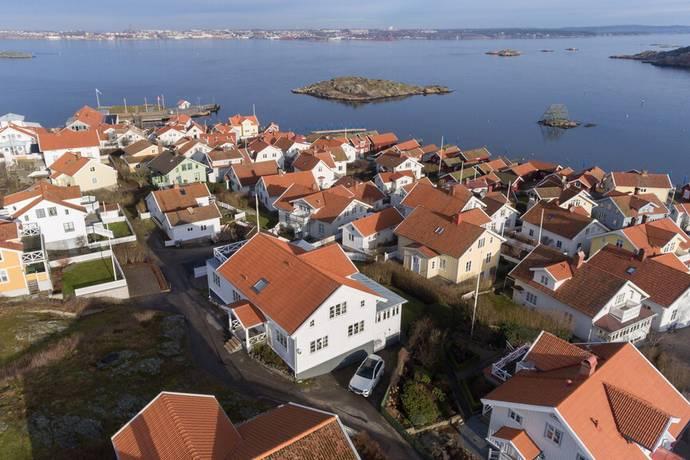 Bild: 9 rum villa på Nellas väg 9, Lysekils kommun Fiskebäckskil