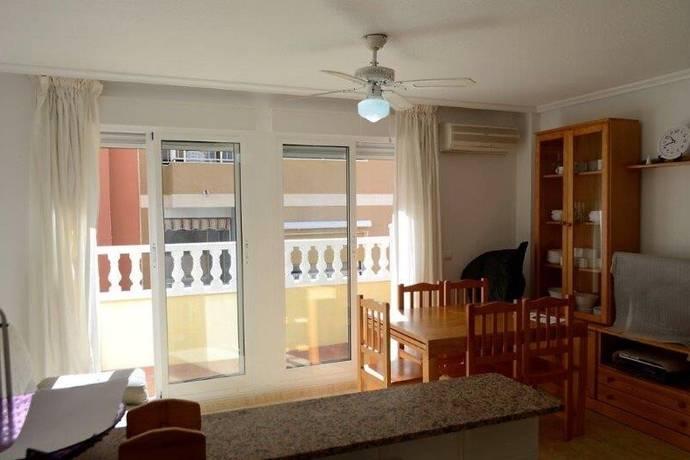 Bild: 3 rum bostadsrätt på Lägenhet i centrala La Mata och 200m från stranden, Spanien