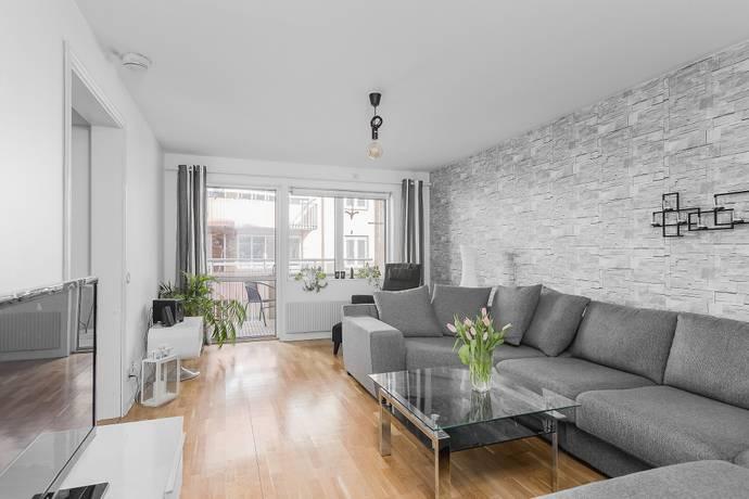Bild: 3 rum bostadsrätt på Mörnersgatan 10, Linköpings kommun Centralt