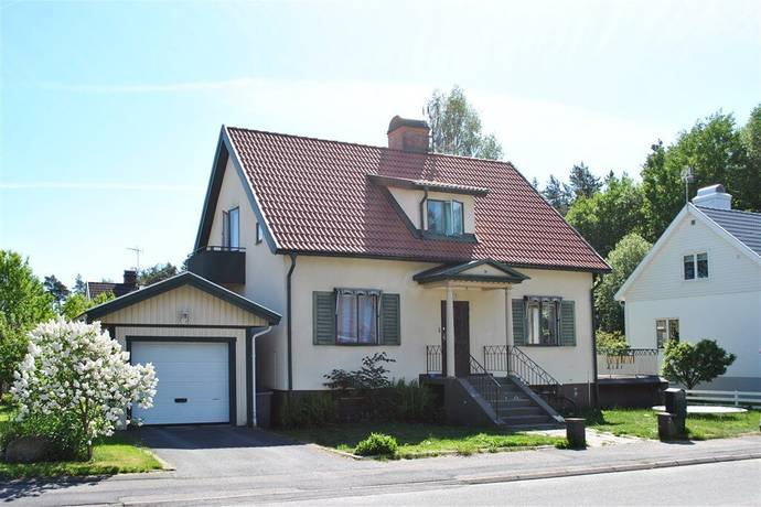 Bild: 6 rum villa på Skogsvägen 9, Vetlanda kommun Tomaslunden
