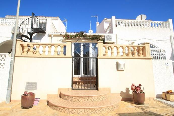 Bild: 2 rum radhus på Nytt kök / Terrass, Spanien Renoverat Radhus