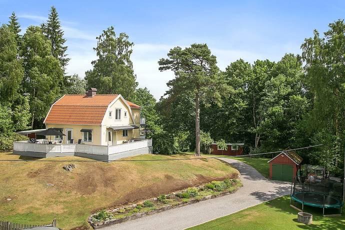 Bild: 6 rum villa på Ödenäsvägen 140, Alingsås kommun Ödenäs