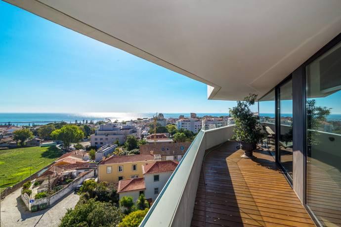 Bild: 7 rum bostadsrätt på Foz do Douro, Porto, Portugal Norra Portugal